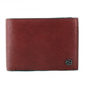 Man wallet Piquadro BLACK SQUARE PU1392B3 R/R