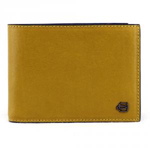 Man wallet Piquadro BLACK SQUARE PU257B3 R/G