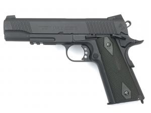 COLT 1911 Rail gun ® CO2 Black Matt