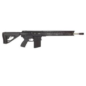 "DIAMONDBACK DB10 Sniper Rifle 18"" Inox Fluted Rail Keymod 7.62x51 NATO Black"
