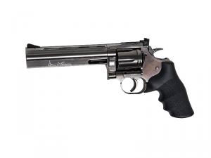 """Dan Wesson 715 - 6"""" Revolver Steel Grey"""