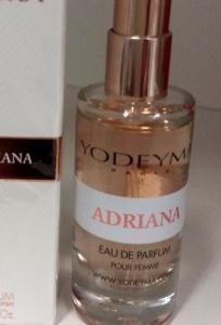 Yodeyma ADRIANA ROSE Eau de Parfum 15ml mini Profumo Donna no tappo no Scatola