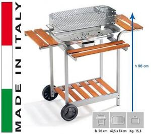 Barbecue 60-40 Pro/C