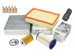 Kit filtri Originale Audi A3