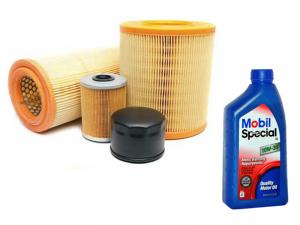 Kit filtri Volkswagen Golf IV