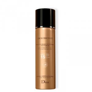 Dior Bronze Olio Protettivo Abbronzatura Sublime Spf15 Viso Corpo Capelli 125ml