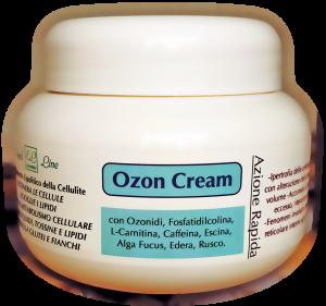 Ozon Cream Crema Riducente Anticellulite 250 ml