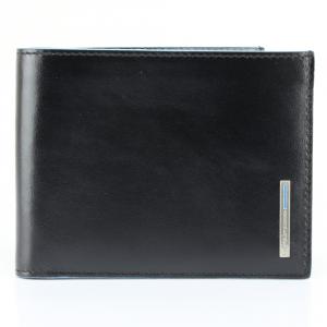 Portefeuille pour homme Piquadro BLUE SQUARE PU1241B2 Nero