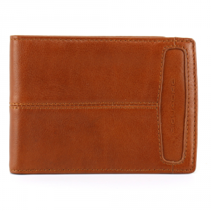 Man Wallet Piquadro LINK PU1392LK Cuoio