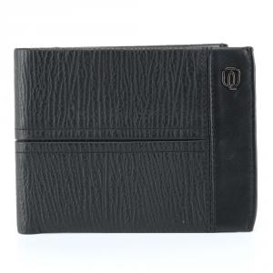 Man Wallet Piquadro SIGN PU1241SI NERO