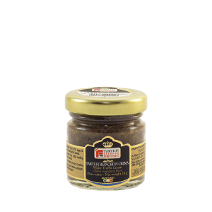 Cream of finely selected white truffles - 25g