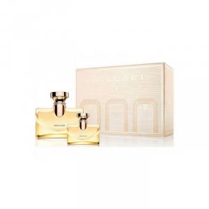 Bvlgari Splendida Iris D'Or Eau De Parfum Spray 50ml Set 2 Parti 2018