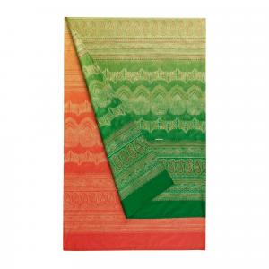 Bassetti Granfoulard telo arredo BRUNELLESCHI 3 verde puro cotone - 180x270 cm