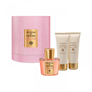 Acqua Di Parma Rosa Nobile Eau De Perfume Spray 100ml Set 3 Parti 2018