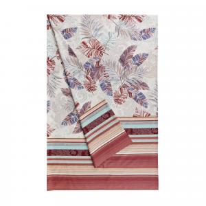 Bassetti Granfoulard telo arredo LEVANTE 5 puro cotone - 180x270 cm