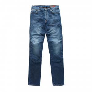 Jeans moto Blauer HT Kevin blu