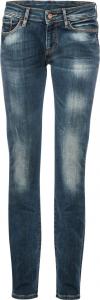 Jeans moto donna Acerbis K-Road Blu