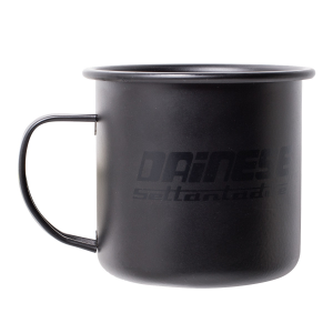 Tazza Dainese72 SETTANTADUE COFFEE MUG Nero
