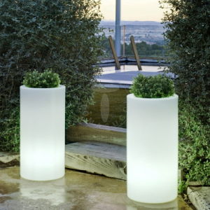 vaso luminoso STEM 70
