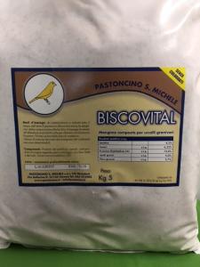 BISCOVITAL pastone secco 5kg