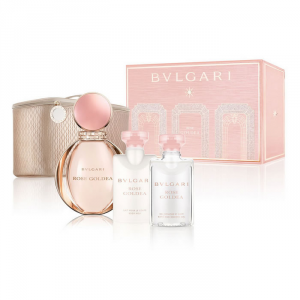Bvlgari Rose Goldea Eau De Parfum Spray 90ml Set 4 Piezas 2018
