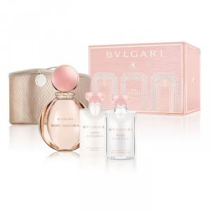 Bvlgari Rose Goldea Eau De Parfum Spray 90ml Set 4 Piezas 2018