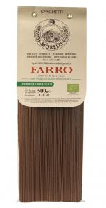 Spaghetti di Farro Integrale BIO - 500gr