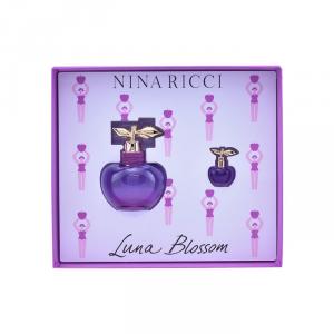 Nina Ricci Les Belles de Nina Luna Blossom Eau De Toilette Spray 80ml Set 2 Parti 2018