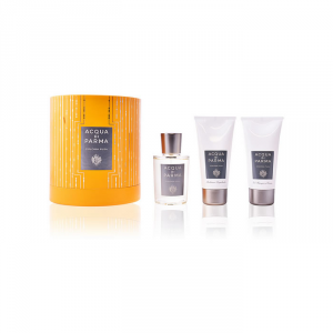 Acqua Di Parma Colonia Pura Eau De Cologne Spray 100ml Set 3 Parti 2018