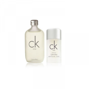 Calvin Klein Ck One Eau De Toilette Spray 100ml Set 2 Parti 2018