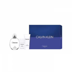Calvin Klein Ck Obsessed For Men Eau De Toilette Spray 100ml Set 3 Parti 2018