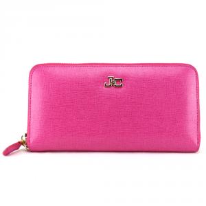 Portefeuille pour femme J&C JackyCeline  P364-02 028 FUXIA