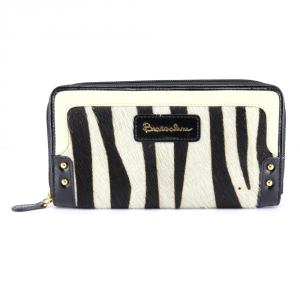 Woman wallet Braccialini LYRA B9109 LYR Bianco/Nero