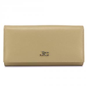 Woman wallet J&C JackyCeline  PO3407SAF 069 BEIGE