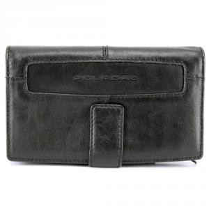 Woman wallet Piquadro LINK PD1353LK Nero