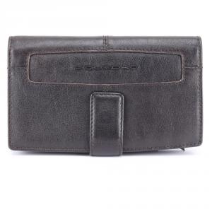 Woman wallet Piquadro LINK PD1353LK T. moro
