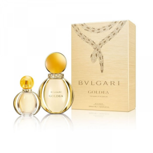 Bvlgari Goldea Eau De Parfum Spray 50ml Set 2 Parti 2017