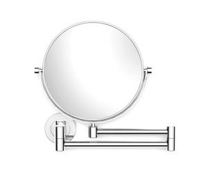 Specchio ingranditore a parete per il bagno serie Architect Cosmic