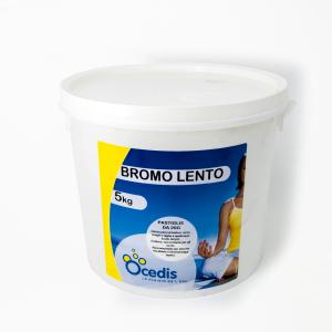 Bromo Azione Lenta 5 Kg (pasticche da 20 gr.)
