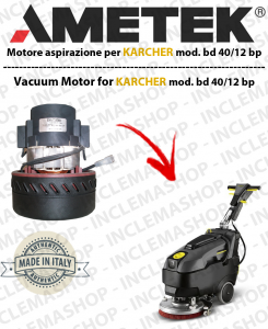 BD 40/12 BP SYNCLEAN Vacuum Motorclean for scrubber dryers KARCHER