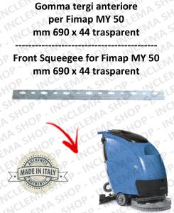 MY 50 Vorne Sauglippen für Scheuersaugmaschinen FIMAP s/n 211014837