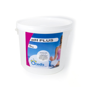 Ph Plus 5 Kg Correttore Ph Piscina
