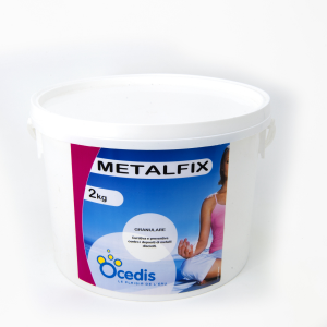 Metalfix 2 Kg Sequestrante Metalli Piscina