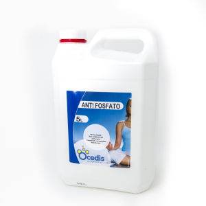 Anti fosfato 5 lt per Piscina Ocedis