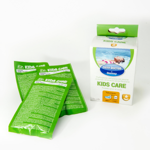 Purificatore Acqua Piscine Kids Care (5 bustine)