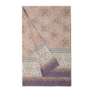 Bassetti Granfoulard telo arredo LUINI v.6 beige puro cotone - 350x270 cm