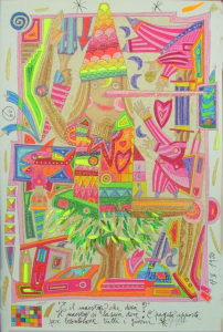 Serigrafia polimaterica retouche - MUSANTE