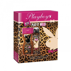 Playboy Play It Wild For Her Set 2 Parti 2018