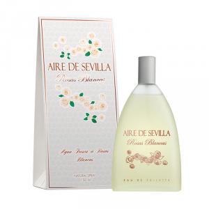 Aire De Sevilla Rosas Blancas Eau De Toilette Spray 150ml