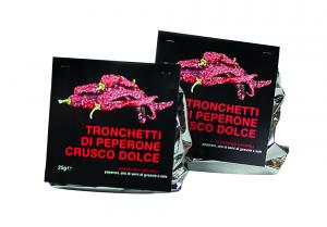 Tronchetti di Peperoni Cruschi - 25gr